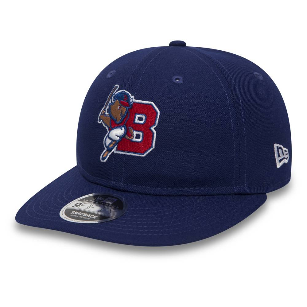 11871437 9FIFTY MILB BUFFALO BILLS RETRO CROWN SNAPBACK