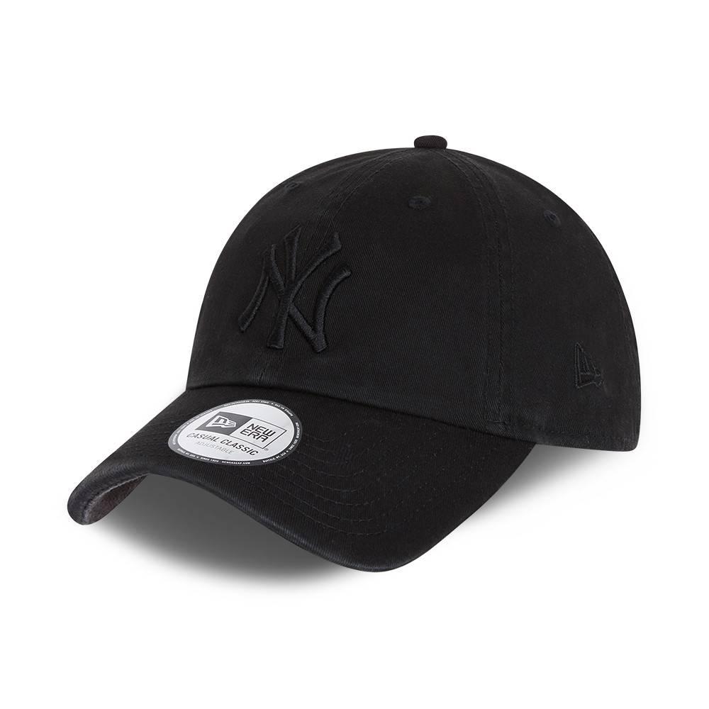 CASUAL CLASSIC MLB NEW YORK YANKEES TEAM BLACK CAP