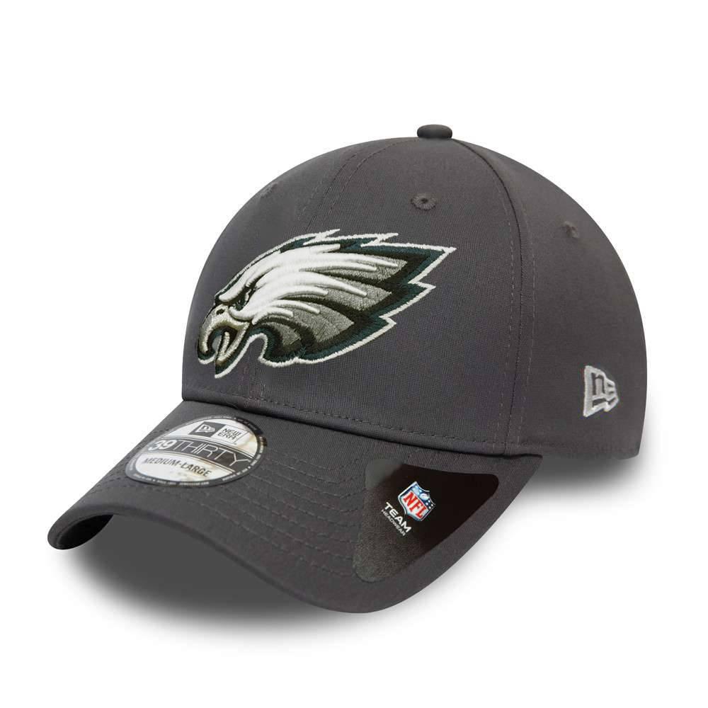 39THIRTY NFL TEAM PHILADELPHIA EAGLES GRAPHITE CAP