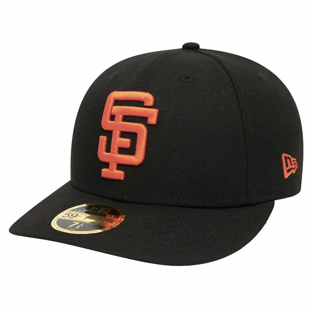80635825 59FIFTY LOW PROFILE MLB SAN FRANCISCO GIANTS CAP