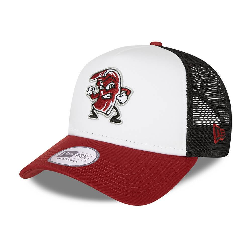 9FORTY A-FRAME TRUCKER MILB LEHIGH VALLEY IRON PIGS