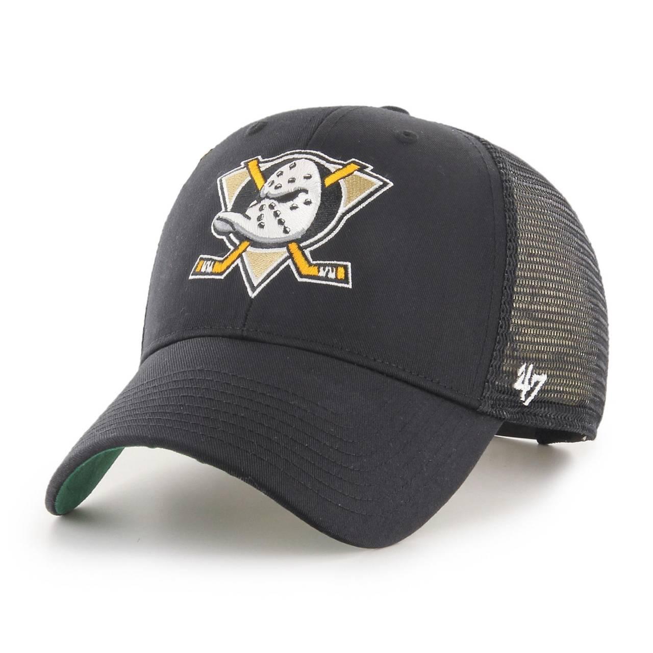 NHL ANAHEIM DUCKS BRANSON '47 MVP BLACK CAP