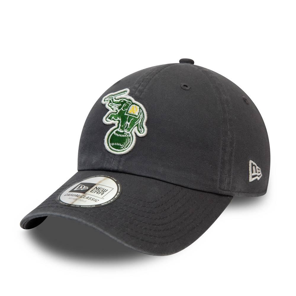 CASUAL CLASSIC MLB OAKLAND ATHLETICS GRAU CAP
