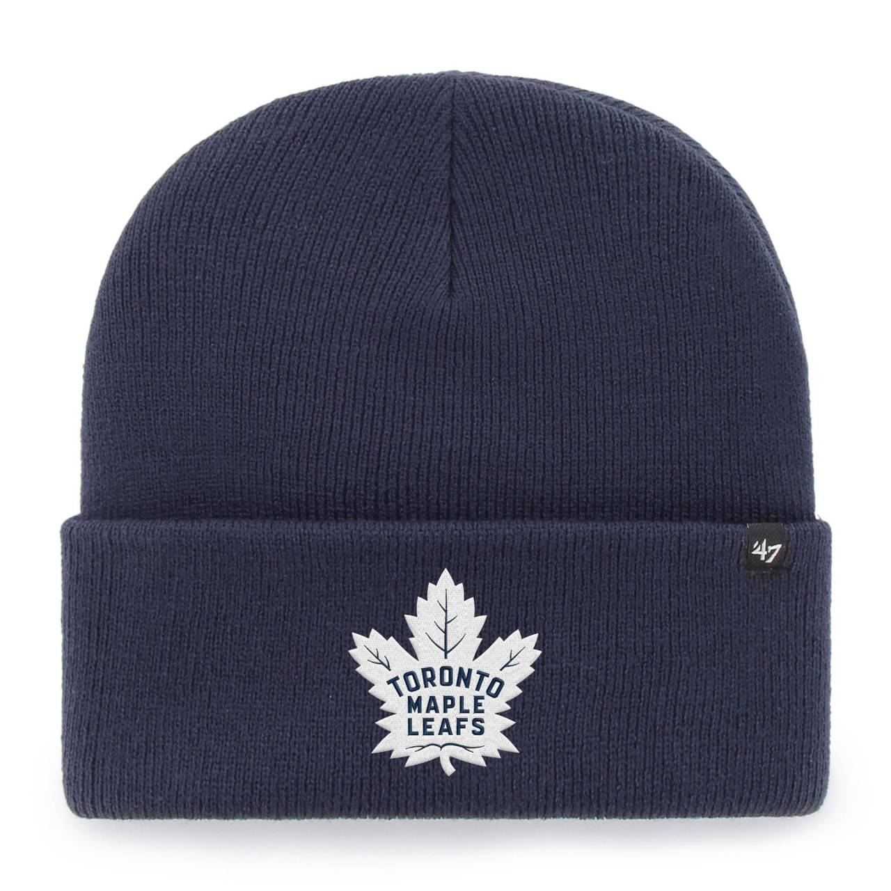 NHL TORONTO MAPLE LEAFS HYAMAKER ´47 CUFF KNIT NAVY