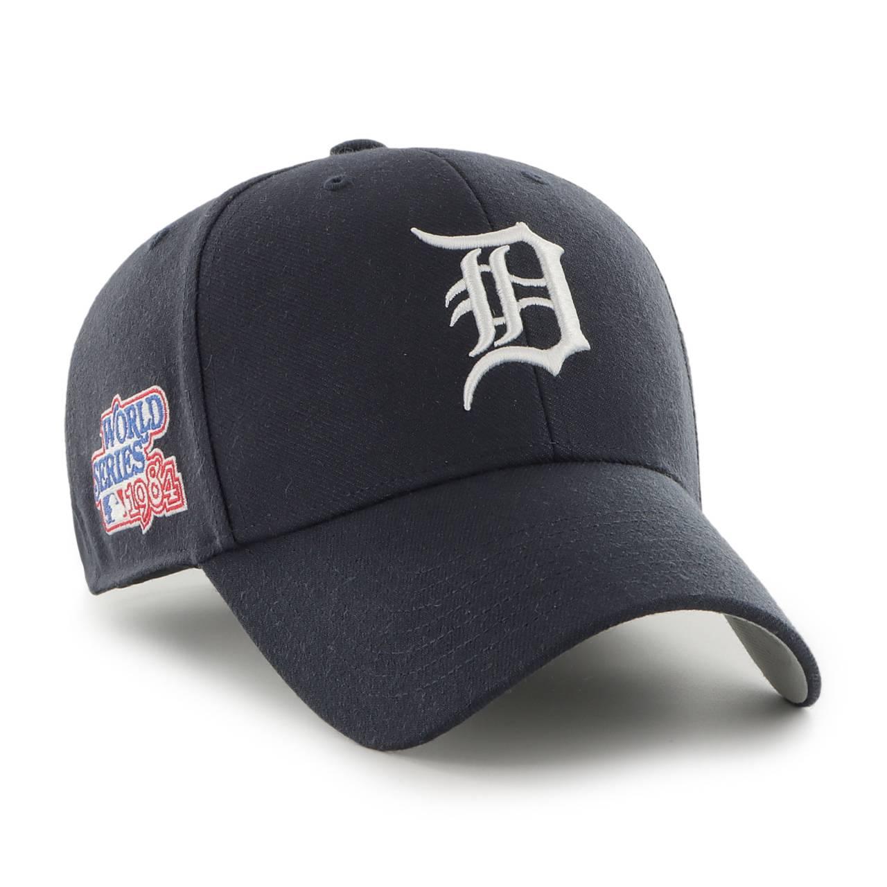 MLB DETROIT TIGERS SURE SHOT SNAPBACK TT '47 MVP