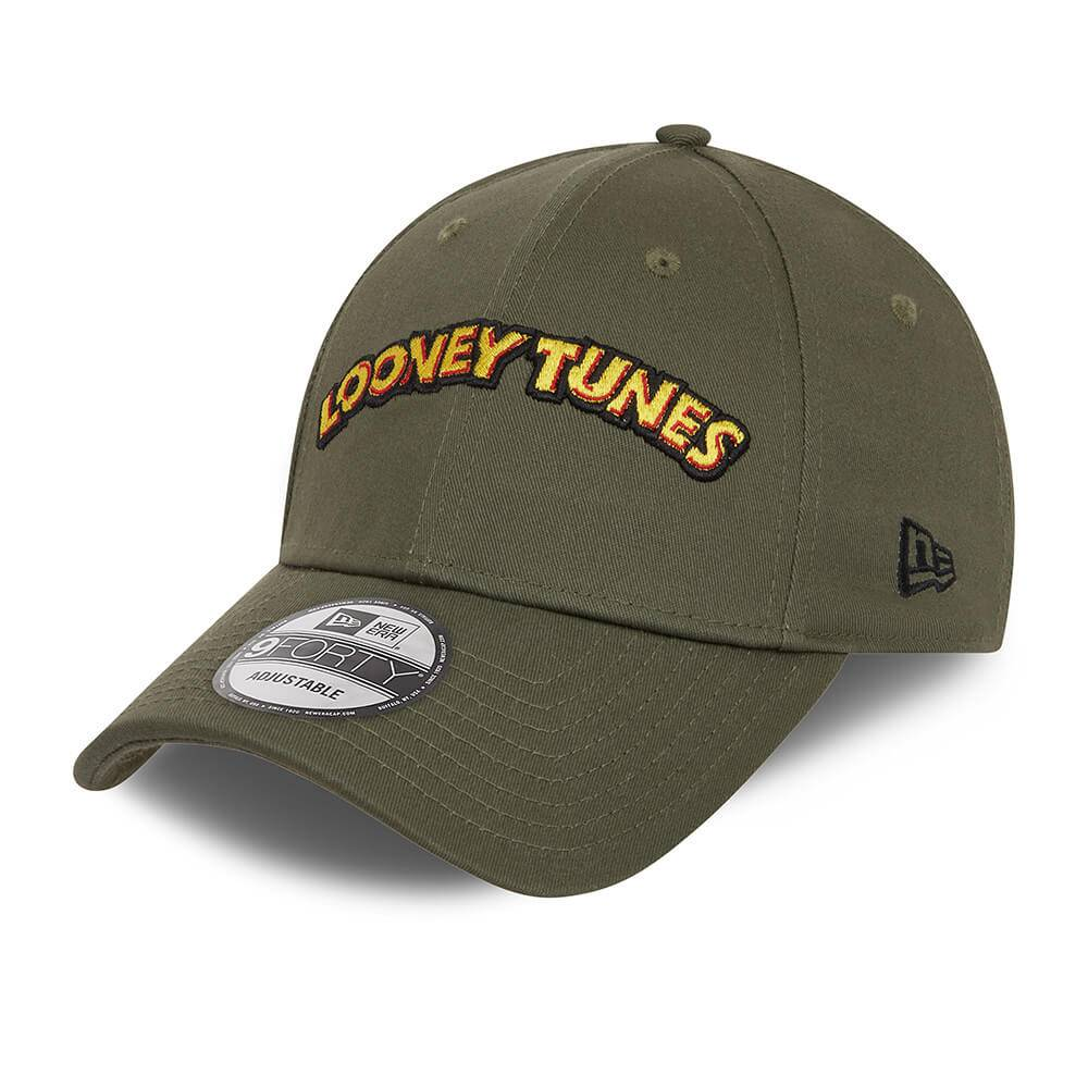 9FORTY LOONEY TUNES OLIVE CAP