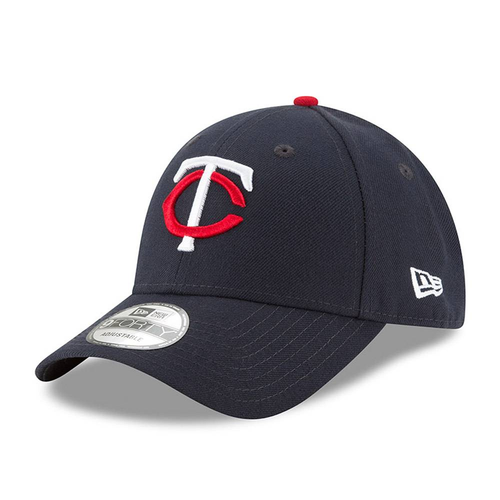 10047535 9FORTY THE LEAGUE MLB MINNESOTA TWINS CAP