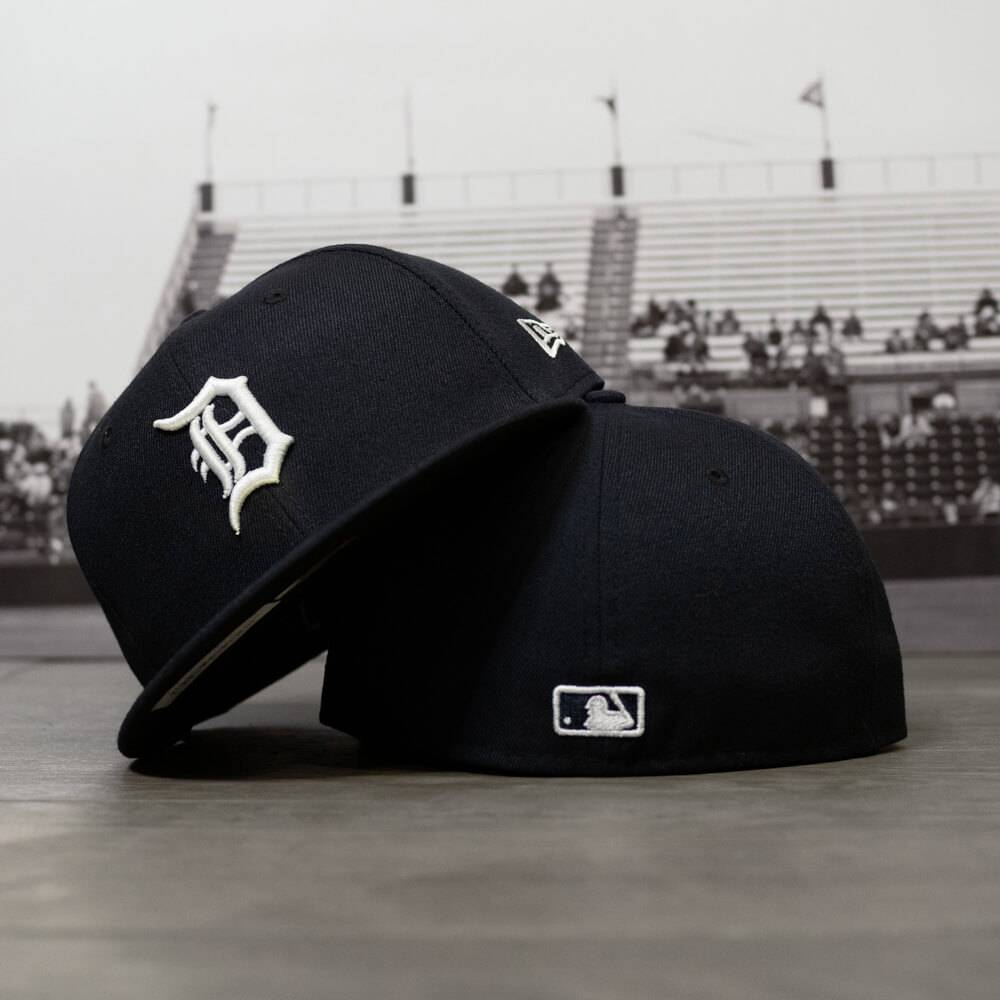 59FIFTY MLB AUTHENTIC DETROIT TIGERS TEAM FITTED CAP