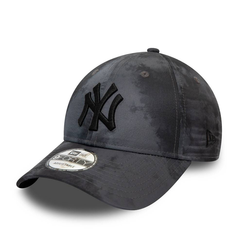9FORTY MLB NEW YORK YANKEES POLY PRINT GRAU