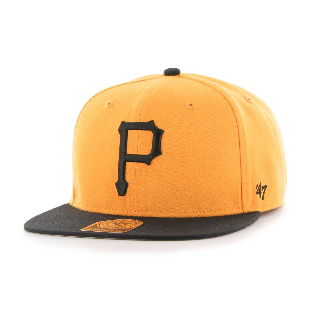 47-mlb-pittsburgh-pirates-yellow-snapback