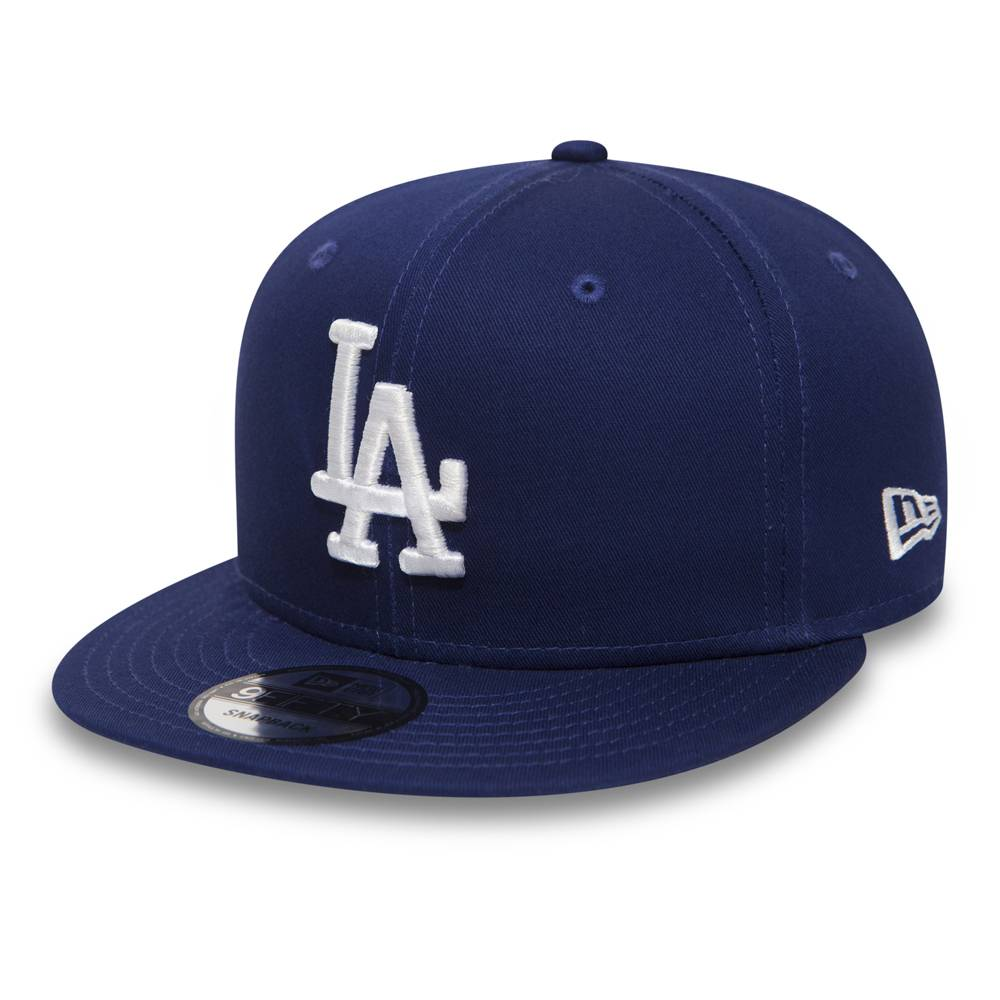 10531954 9FIFTY MLB LOS ANGELES DODGERS BLUE SNAPBACK