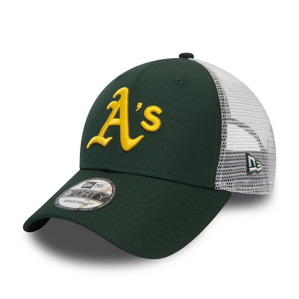 12380812 9FORTY MLB OAKLAND ATHLETICS SUMMER LEAGUE GREEN CAP