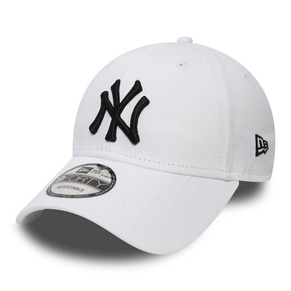 9FORTY MLB NEW YORK YANKEES WHITE/BLACK