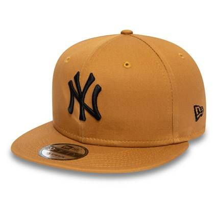 9FIFTY MLB NEW YORK YANKEES WHEAT SNAPBACK