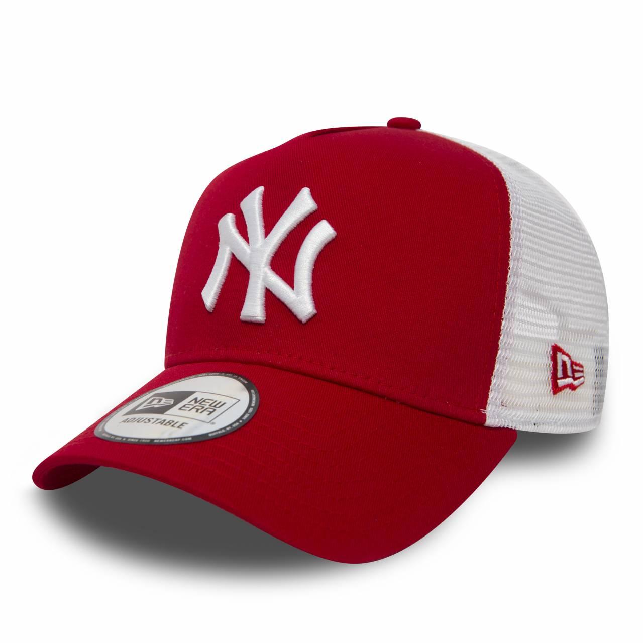 11588488 MLB TRUCKER NEW YORK YANKEES RED/WHITE CAP