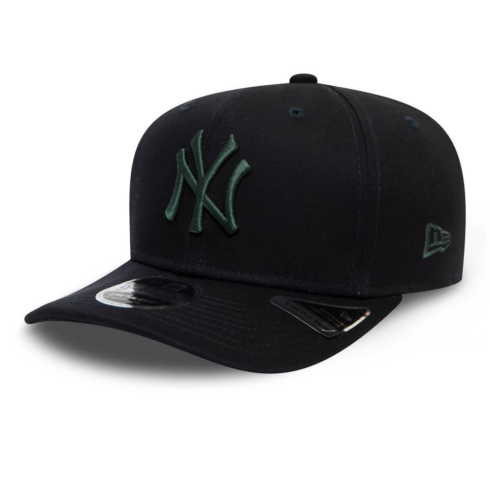 9FIFTY NEW YORK YANKEES STRETCH SNAP DUNKELBLAU