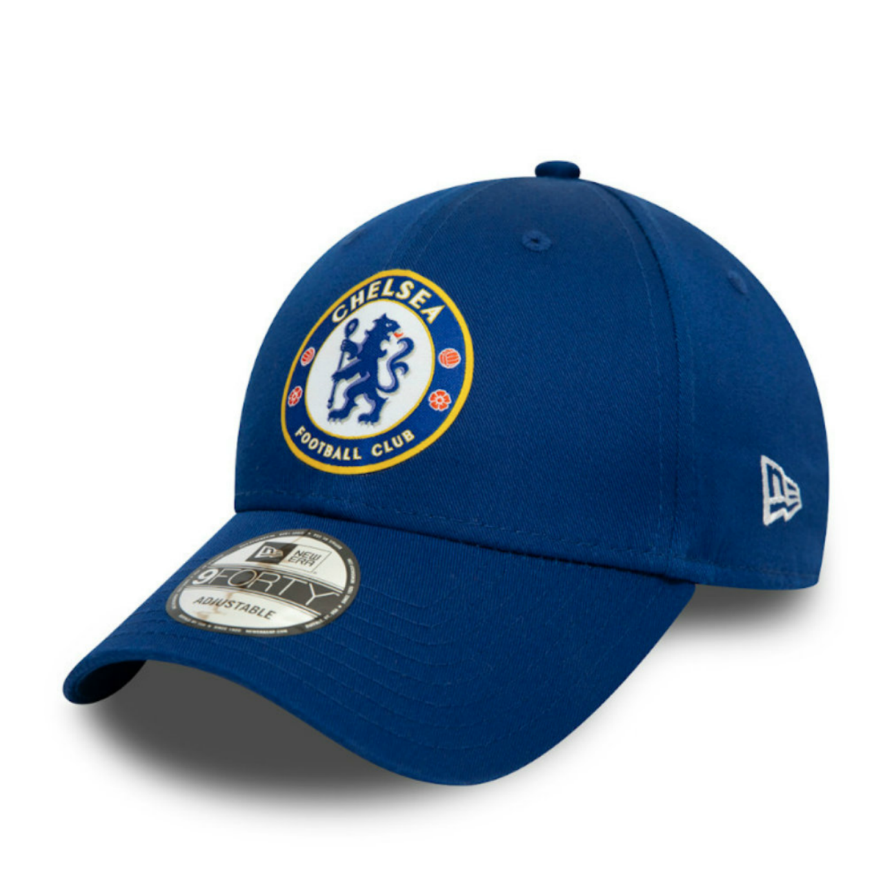 9FORTY CHELSEA FC LION CREST BLUE CAP