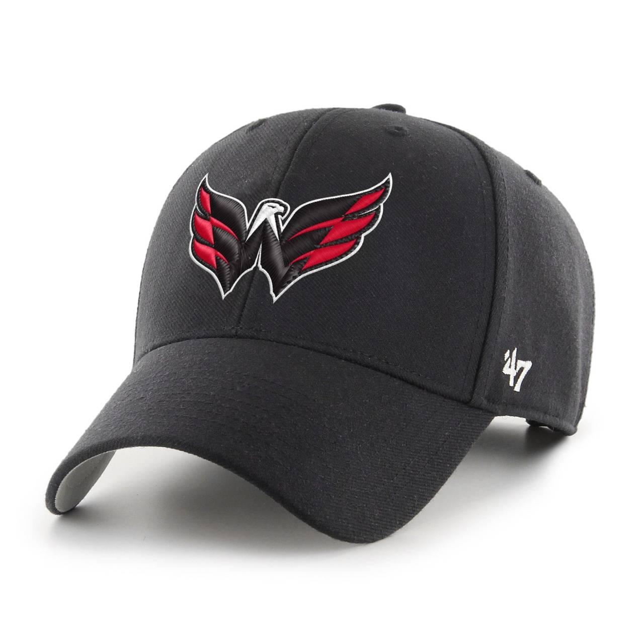 NHL WASHINGTON CAPITALS '47 MVP BLACK CAP