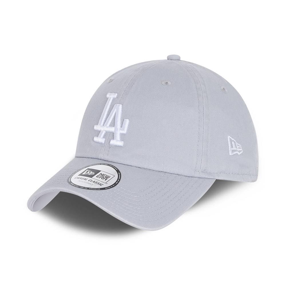 CASUAL CLASSIC MLB LOS ANGELES DODGERS TEAM GREY CAP