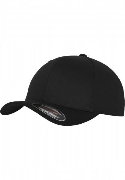 FLEXFIT WOOLY COMBED DARK NAVY BLANK CAP