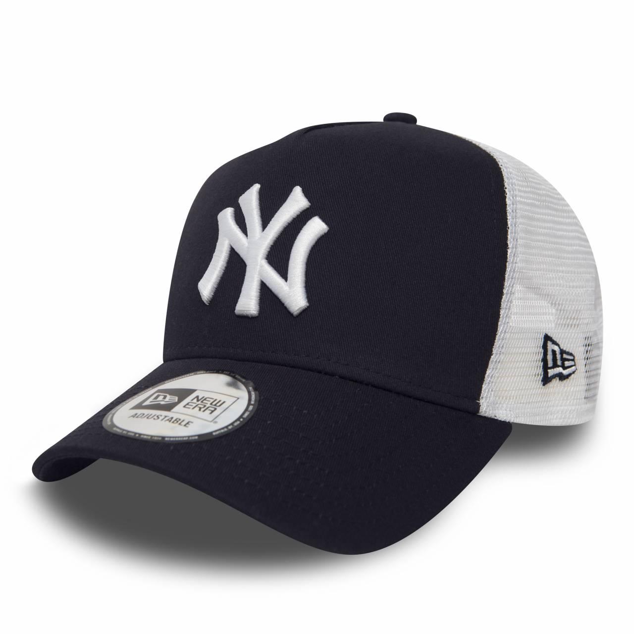 11588489 MLB TRUCKER NEW YORK YANKEES NAVY/WHITE CAP