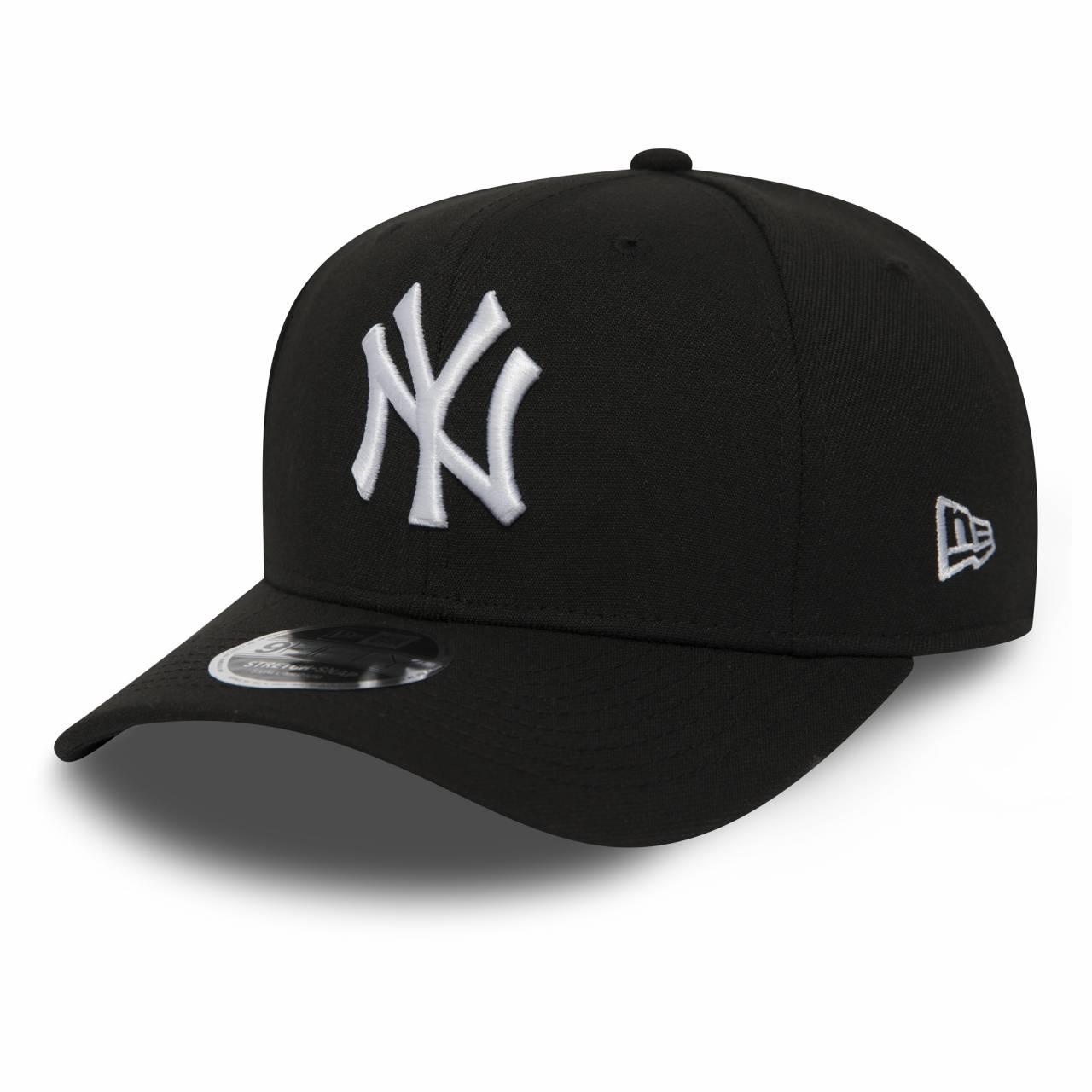 9FIFTY MLB NEW YORK YANKEES STRETCH SNAP SCHWARZ
