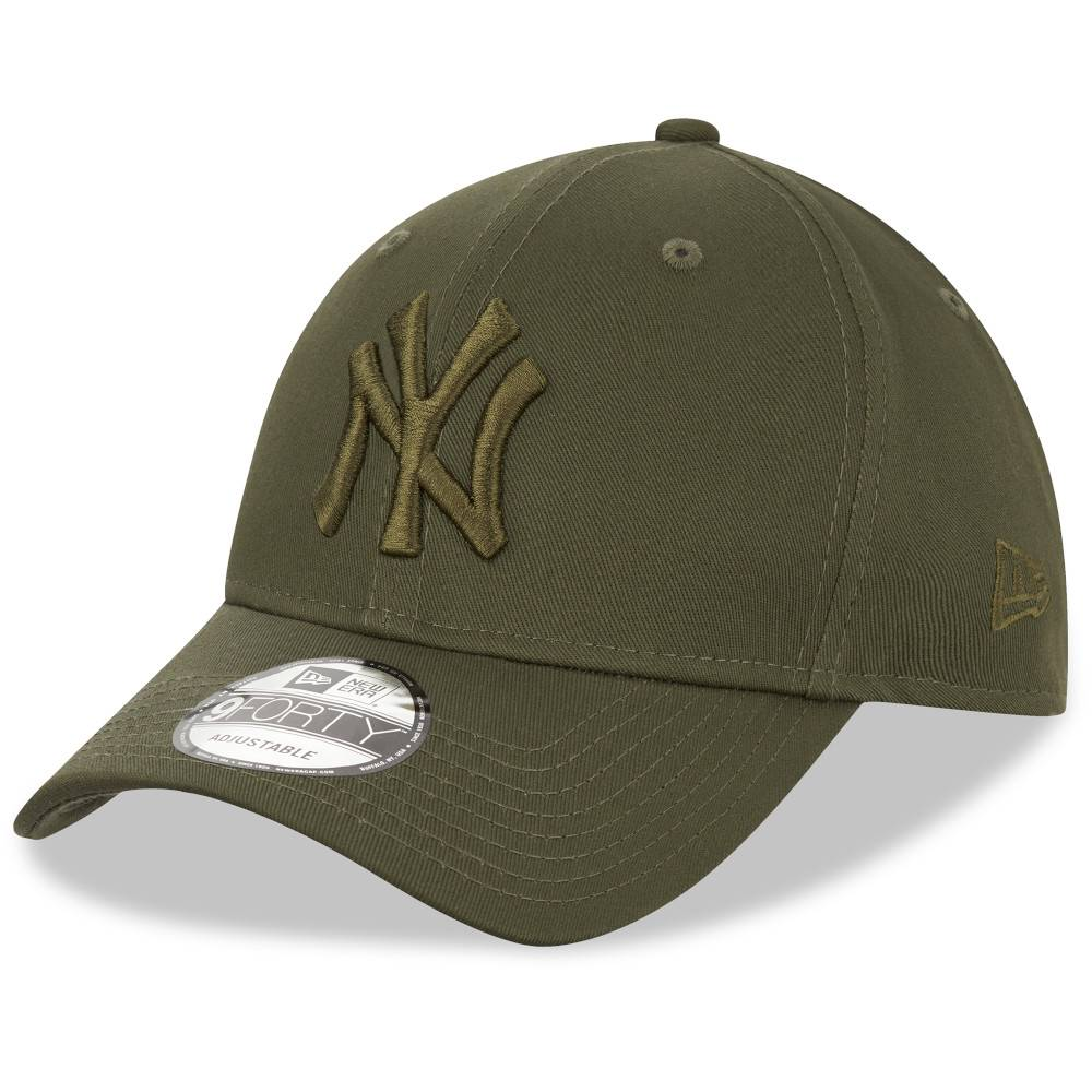 12523887 9FORTY MLB NEW YORK YANKEES OLIVE SNAPBACK