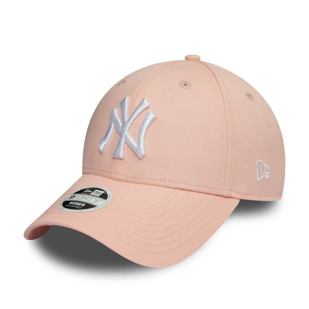 80489299 9FORTY WOMAN NEW YORK YANKEES PINK CAP