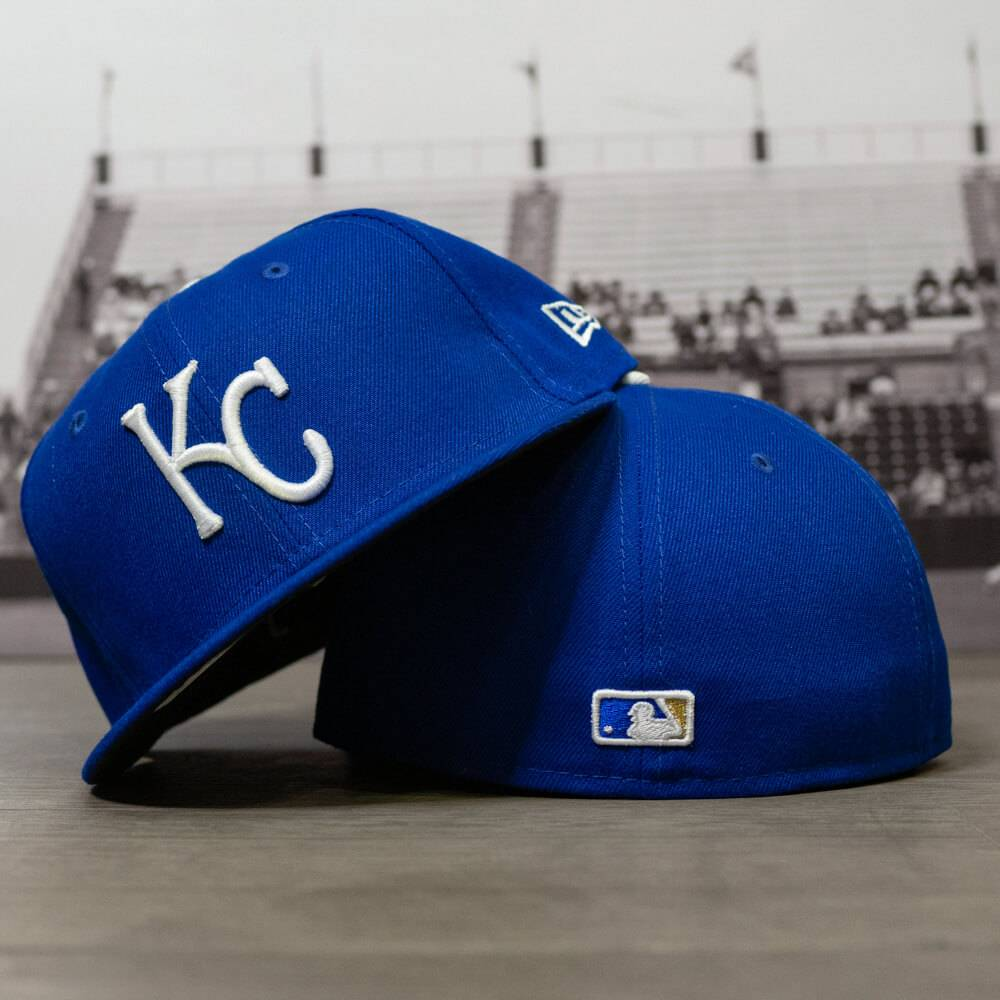 59FIFTY MLB AUTHENTIC KANSA CITY ROYALS TEAM FITTED CAP