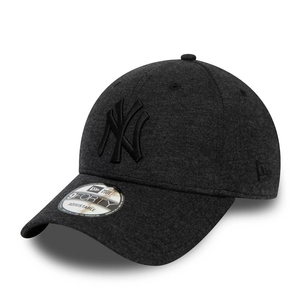 9FORTY NEW YORK YANKEES JERSEY ESSENTIAL BLACK CAP