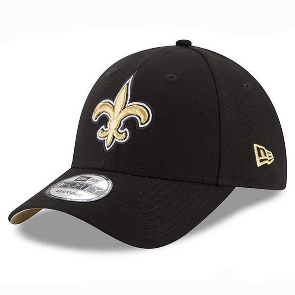 10517876 9FORTY THE LEAGUE NFL NEW ORLEANS SAINTS CAP