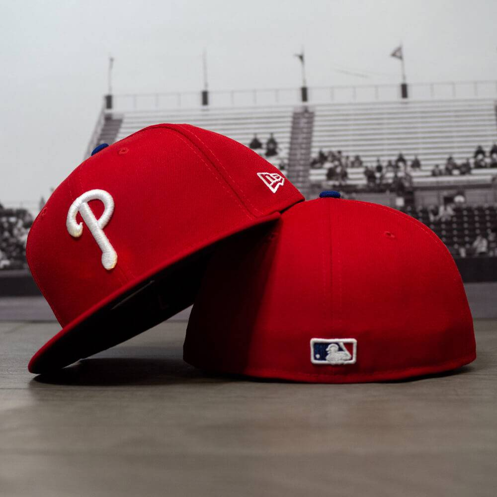 59FIFTY MLB AUTHENTIC PHILADELPHIA PHILLIES TEAM FITTED CAP