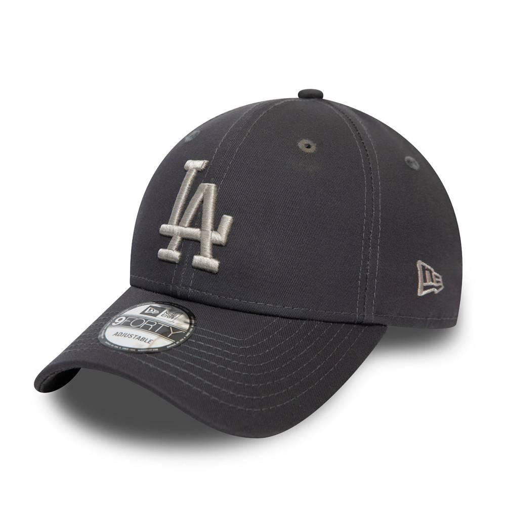 9FORTY LOS ANGELES DODGERS ESSENTIAL GRAPHITE CAP