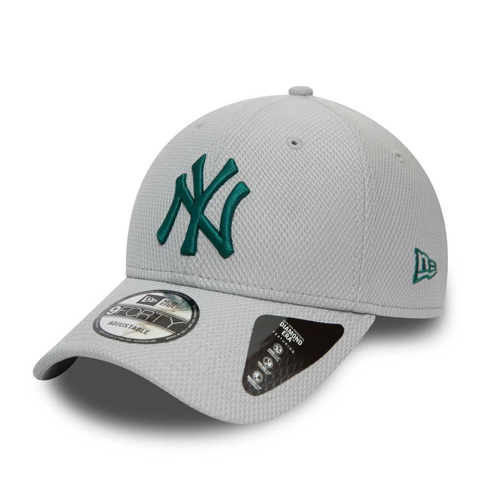 9FORTY DIAMOND ERA NEW YORK YANKEES GREY CAP