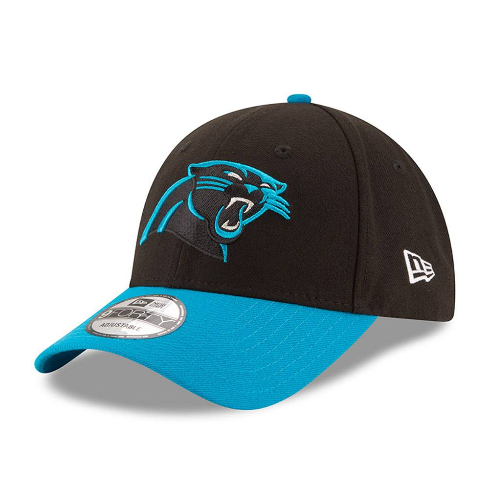 10517891 9FORTY THE LEAGUE NFL CAROLINA PANTHERS CAP