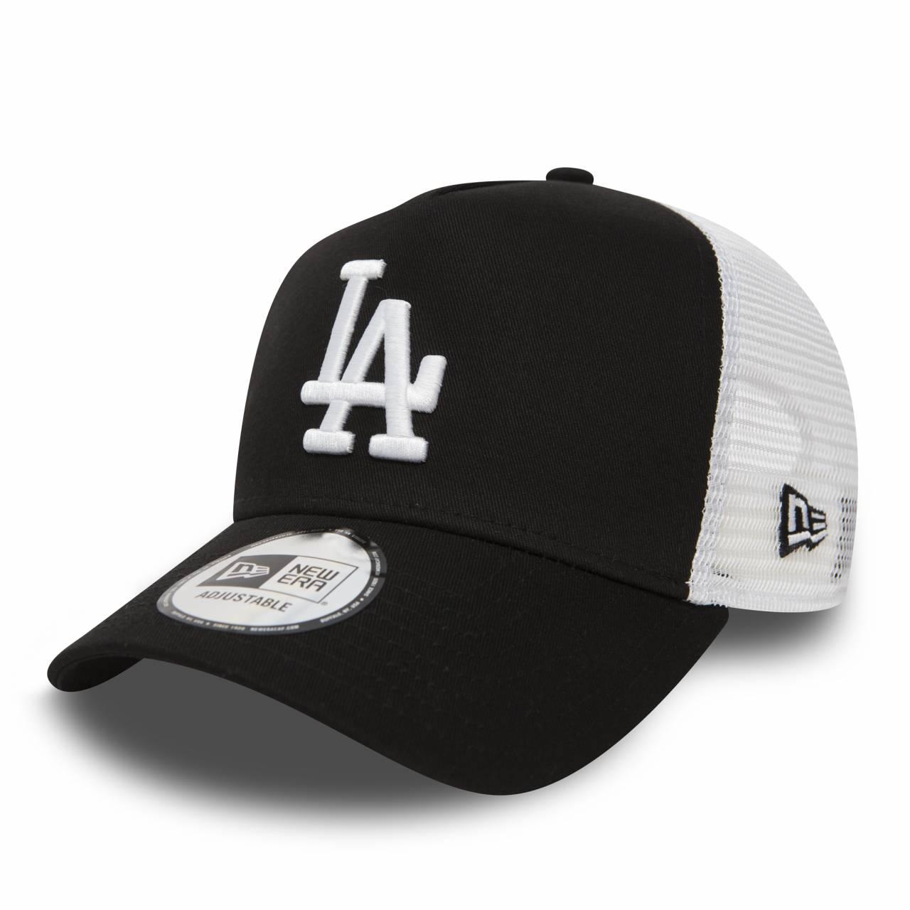 11405498 MLB TRUCKER LOS ANGELES DODGERS BLACK CAP