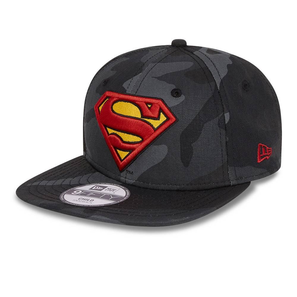 KIDS 9FIFTY SUPERMAN CAMO SNAPBACK