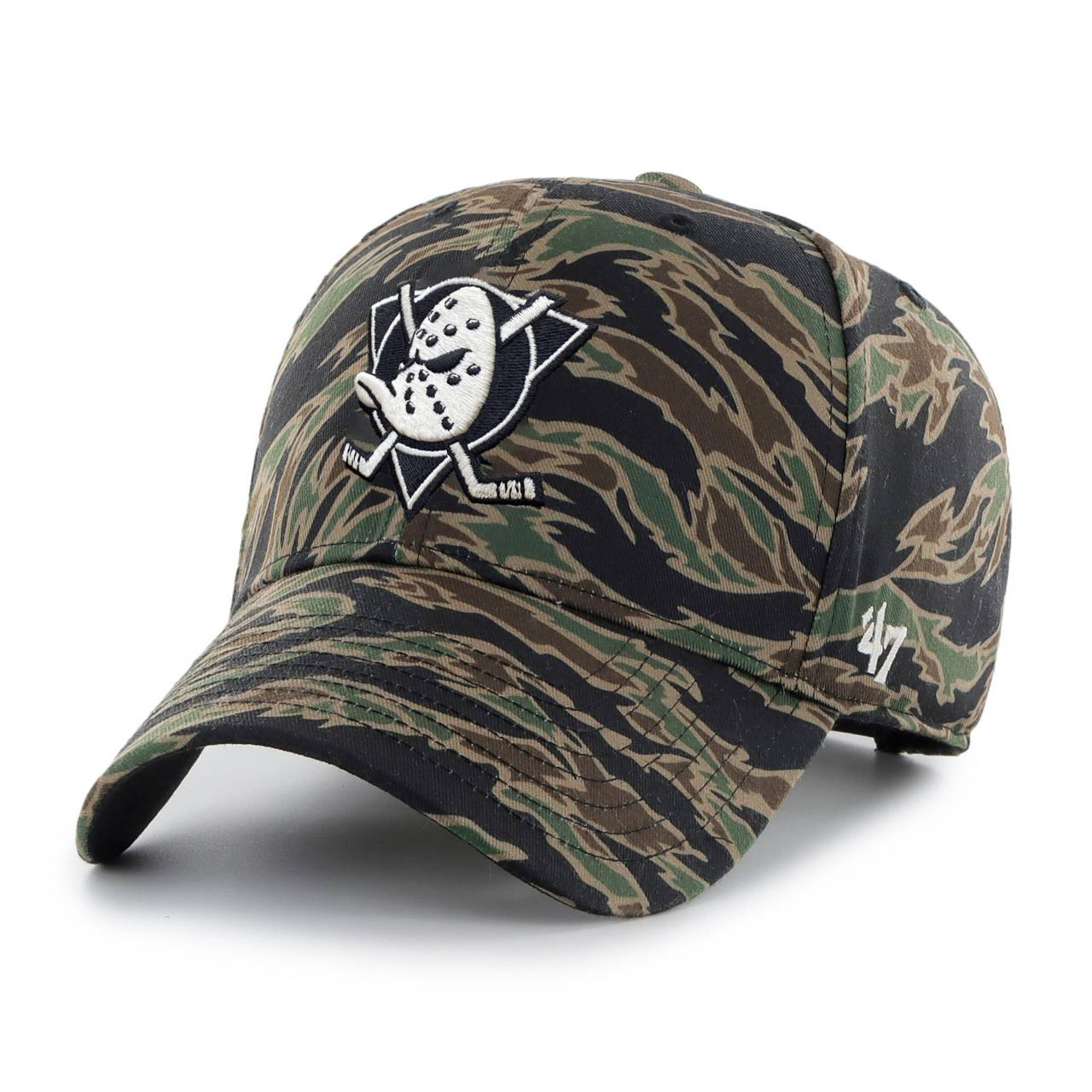 NHL ANAHEIM DUCKS DROP ZONE '47 MVP TIGER CAMO