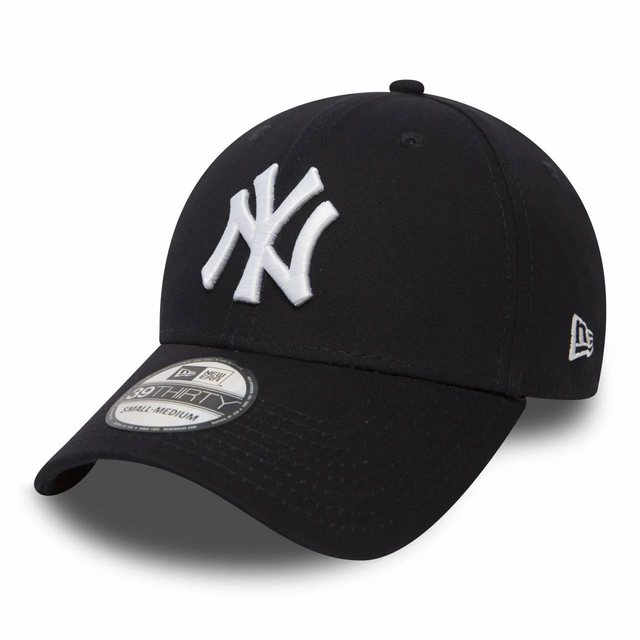 10145636 39THIRTY NEW YORK YANKEES STRETCH NAVY CAP