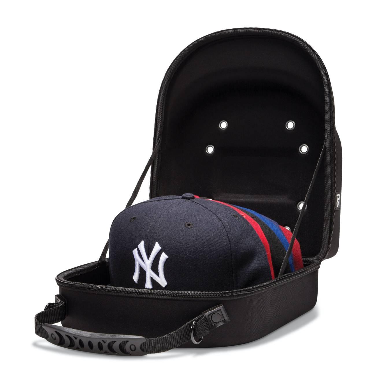 10030709 CAP CARRIER 6PACK NEW ERA BLACK BAG