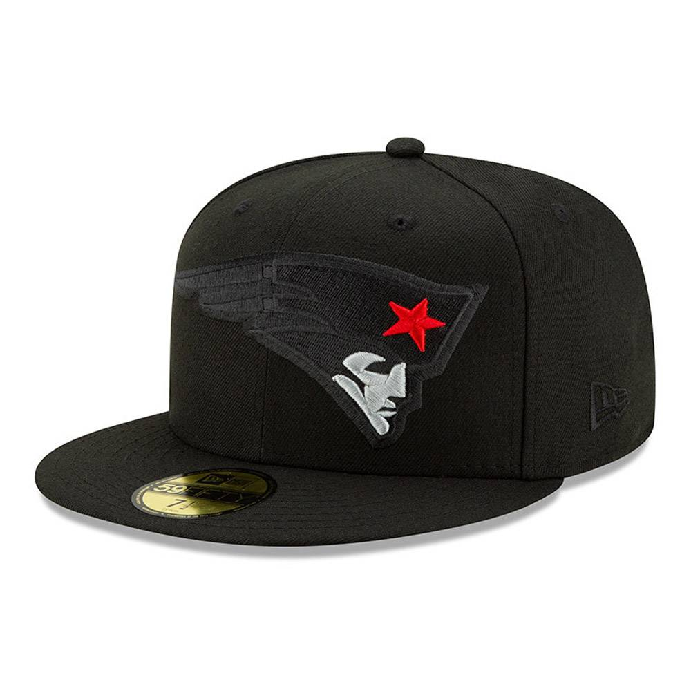 New Era 59FIFTY New England Patriots Logo elements fitted cap