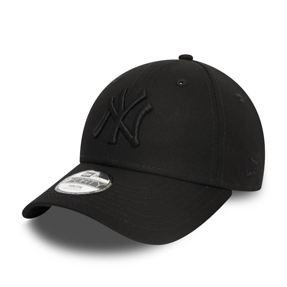 12053099 KIDS 9FORTY MLB NEW YORK YANKEES BLACK/BLACK