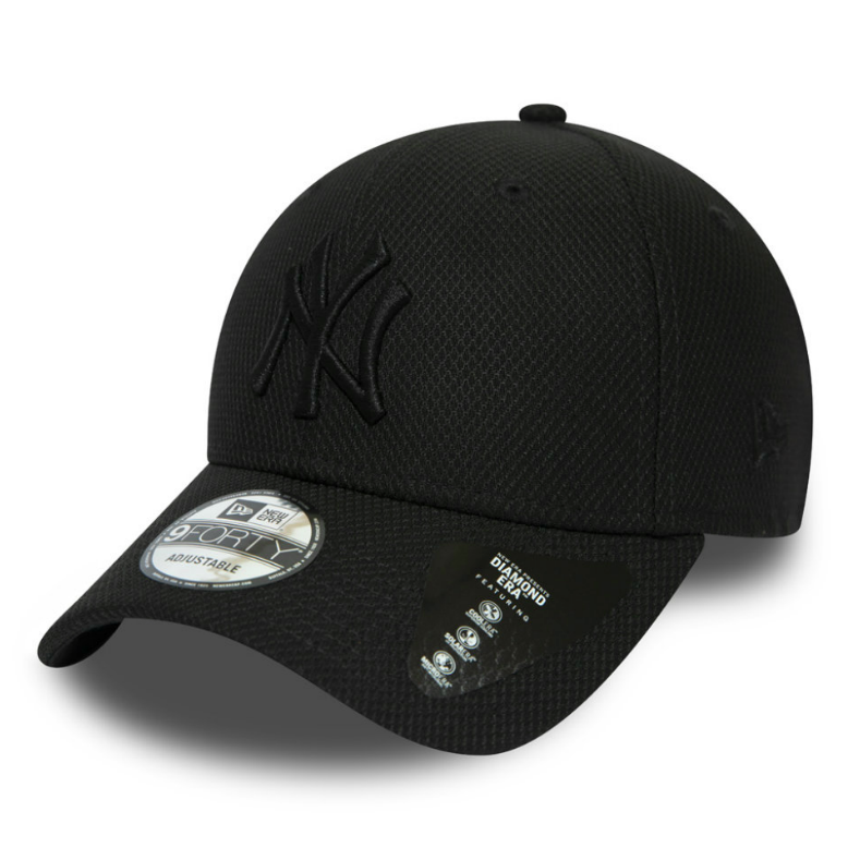 9FORTY DIAMOND ERA NEW YORK YANKEES BLACK/BLACK CAP