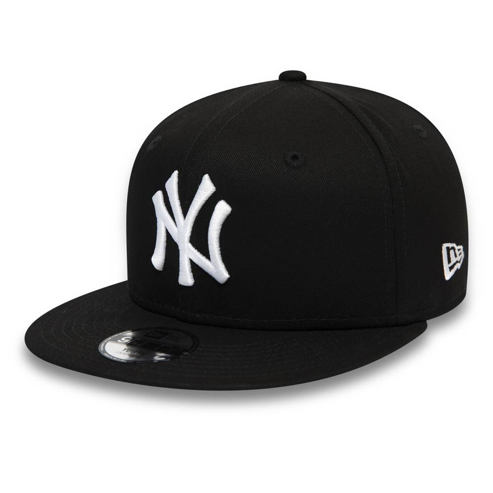 12122739 KIDS 9FIFTY MLB NEW YORK YANKEES BLACK SNAPBACK