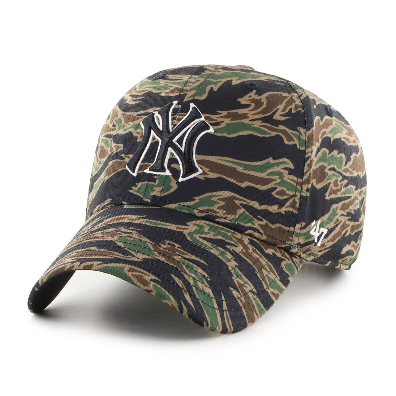 MLB NEW YORK YANKEES DROP ZONE '47 MVP TIGER CAMO