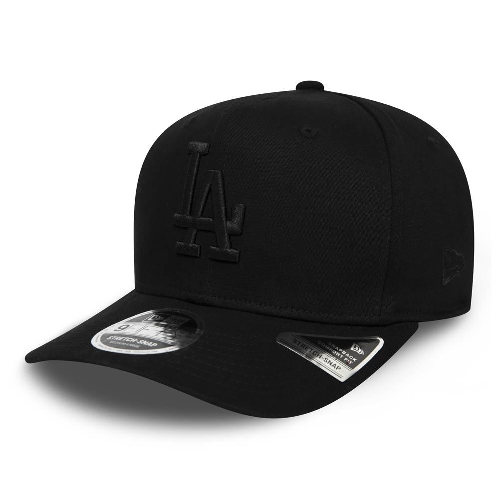 12285244 9FIFTY MLB LOS ANGELES DODGERS STRETCH SNAP BLACK/BLACK