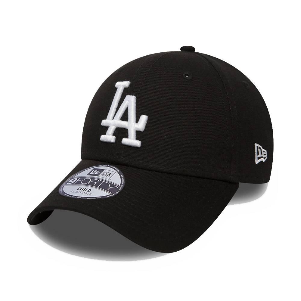 KIDS 9FORTY MLB LOS ANGELES DODGERS BLACK/WHITE