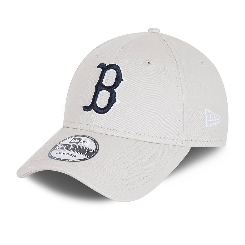 9FORTY LEAGUE ESSENTIAL BOSTON RED SOX STONE CAP