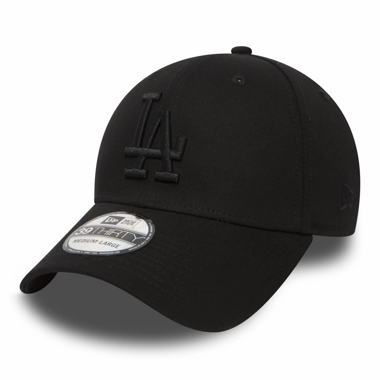 11405496 39THIRTY LOS ANGELES DODGERS STRETCH BLACK/BLACK CAP