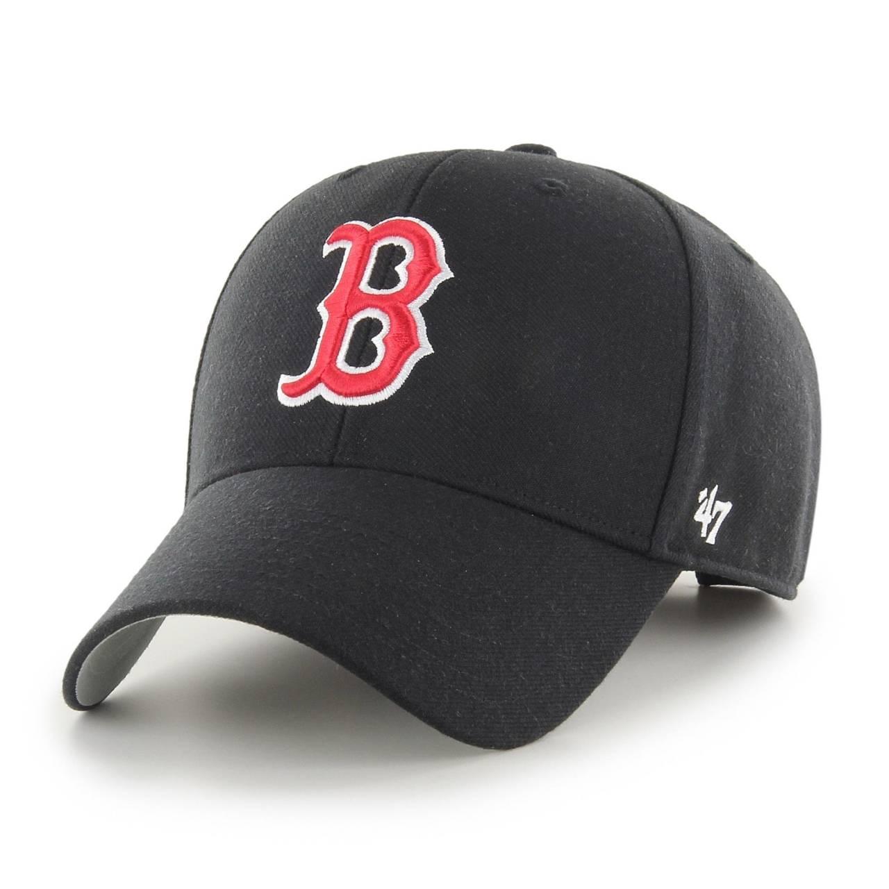 MLB BOSTON RED SOX '47 MVP CAP BLACK